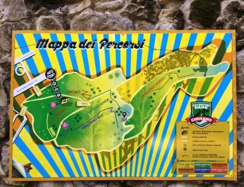 Cerrano Park Adventure – Parco Filiani Pineto